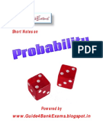 Probability Shortcuts for Competitive Exams