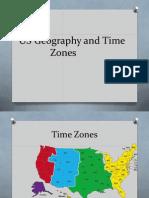 3 US Geography Timezones