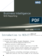 NCS-IT Business Intelligence