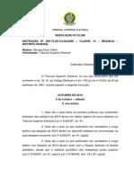 TSE Resolucao 23390 Calendario Eleitoral Eleicoes 2014