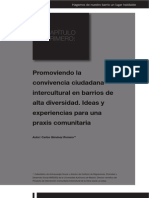 1 Promoviendo La Convivencia Ciudadana Intercultural (1)