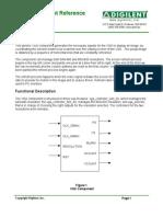 VGA Component Reference Design