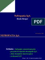 Nefropatia IgA - Boala Berger