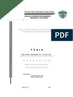 Tesis. Aplicación Triple Play en Internet [IPN]
