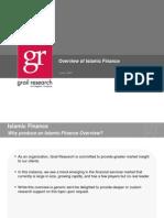 Islamic Finance Overview