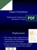 Engine Calculations
