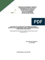 Aplicación Del Método PCI