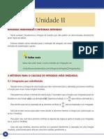 Calculo Integral de Uma Variavel Unid II