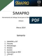 simapro- herramienta dilogo marzo 2014