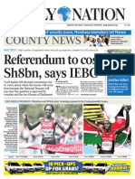Daily Nation July 28th 2014