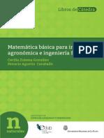 Matematicas Para Ing Agronomica