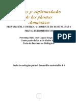 Manual de Plagas y Enfermedades de Las Plantas Domesticas