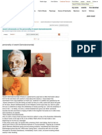 Swami Atmananda on the Personality of Swami Damodarananda _ God and I Blog on Speakingtree