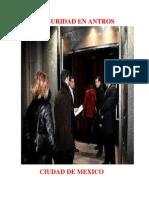Seguridad en Antros de La Ciudad de Mexico