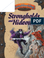 Swashbuckling Adventures Strongholds and Hideouts