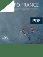 LPO - Rapport d'activité 2010