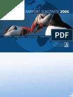LPO - Rapport d'activité 2006