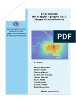 Relazione Mappa Scuotimento Ver 2