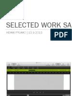 Work Samples – Heikki Pylkkö