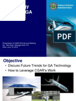 Technology Trends in GA Safety