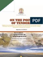 Limpopo pad-tender