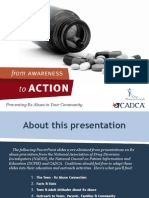 16 Preventin Rx Abuse in Your Community Powerpoint Presentation