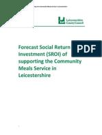 SROI Community Meals Report Final. PDF