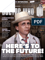 Doctor Who Magazine 473