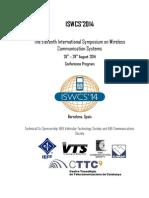 ISWCS 2014 Program Web1