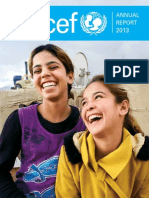 UNICEF Annual Report 2013 Web 2 June 2014