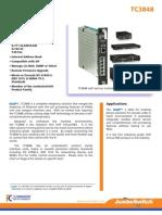 Industrial VoIPdatasheet