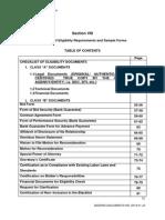 Bid Documents No. 1234