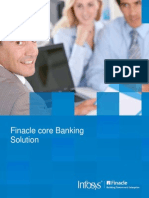 Finacle Core Banking Solution