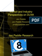 Market and Industry Perspectives on DLNA
