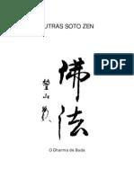 Sutras Soto Zen Templo Zen JB