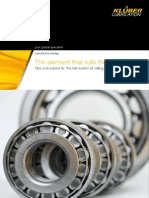 Lubrication of Rolling Bearings Tips and Advice