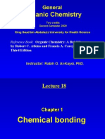 Lecture 1 - Chemical Bonding