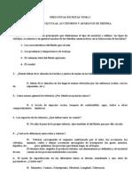 TEMA 1 > PREGUNTAS ESCRITAS TEMA I