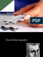 Aprendizagem Significativa Teoria de Ausubel (1)