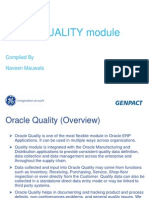 Quality Presentation
