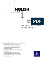 English-worksheet