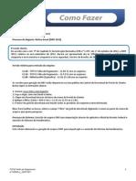 Como Fazer - Emissão Dirf 2012
