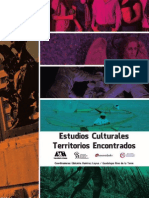Estudios Culturales Teritorios Encontrados.
