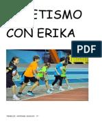 Atletismo Con Erika