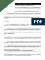 Varredura de Textos Exercícicos Aula 10042014