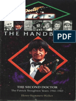 Doctor Who The Handbook - The Second Doctor