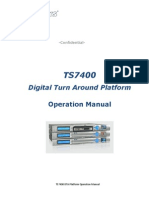 TS7400 Manual