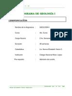 Geologia i II
