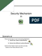 Security Mechanism