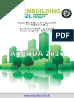 Agenda GBC 2014